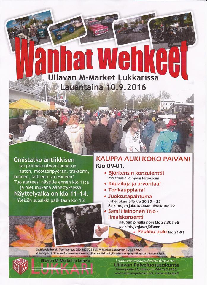 WanhatWehkeetMainos